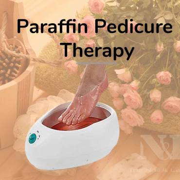 Paraffin  Pedicure  Therapy